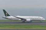 B747‐400さんが、羽田空港で撮影したサウジアラビア財務省 787-8 Dreamlinerの航空フォト(飛行機 写真・画像)