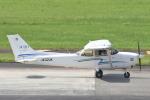 B747‐400さんが、高知空港で撮影した崇城大学 172S Skyhawk SPの航空フォト(飛行機 写真・画像)