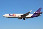 エアさんが、成田国際空港で撮影したフェデックス・エクスプレス MD-11Fの航空フォト(飛行機 写真・画像)
