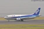 kumagorouさんが、羽田空港で撮影したエアーネクスト 737-54Kの航空フォト(飛行機 写真・画像)