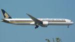 coolinsjpさんが、台湾桃園国際空港で撮影したシンガポール航空 787-10の航空フォト(飛行機 写真・画像)