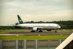 delawakaさんが、成田国際空港で撮影したパキスタン国際航空 777-2Q8/ERの航空フォト(飛行機 写真・画像)