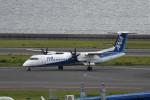 kuro2059さんが、中部国際空港で撮影したANAウイングス DHC-8-402Q Dash 8の航空フォト(飛行機 写真・画像)