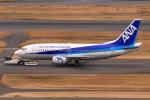 やつはしさんが、羽田空港で撮影した全日空 737-54Kの航空フォト(飛行機 写真・画像)