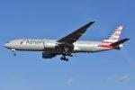 islandsさんが、成田国際空港で撮影したアメリカン航空 777-223/ERの航空フォト(飛行機 写真・画像)