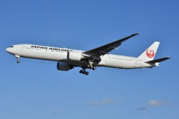 islandsさんが、成田国際空港で撮影した日本航空 777-346/ERの航空フォト(飛行機 写真・画像)