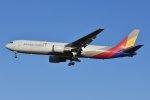 islandsさんが、成田国際空港で撮影したアシアナ航空 767-38EF/ERの航空フォト(飛行機 写真・画像)