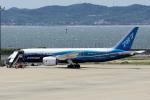 yabyanさんが、中部国際空港で撮影したボーイング 787-8 Dreamlinerの航空フォト(飛行機 写真・画像)