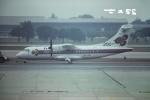 tassさんが、ドンムアン空港で撮影したタイ国際航空 ATR-42-320の航空フォト(飛行機 写真・画像)