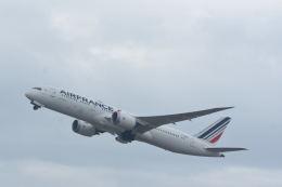どんちんさんが、関西国際空港で撮影したエールフランス航空 787-9の航空フォト(飛行機 写真・画像)