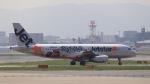 aki241012さんが、福岡空港で撮影したジェットスター・ジャパン A320-232の航空フォト(飛行機 写真・画像)