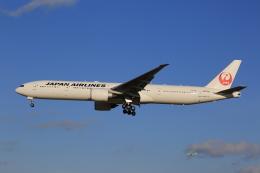 みるぽんたさんが、成田国際空港で撮影した日本航空 777-346/ERの航空フォト(飛行機 写真・画像)