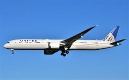 航空フォト:N12003 ユナイテッド航空 787-10