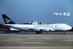 tassさんが、成田国際空港で撮影したガルーダ・インドネシア航空 747-2U3Bの航空フォト(飛行機 写真・画像)