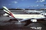 tassさんが、シンガポール・チャンギ国際空港で撮影したエミレーツ航空 A310-304の航空フォト(飛行機 写真・画像)
