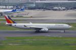 TG36Aさんが、羽田空港で撮影したフィリピン航空 A330-343Xの航空フォト(飛行機 写真・画像)