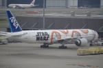 TG36Aさんが、羽田空港で撮影した全日空 777-381/ERの航空フォト(飛行機 写真・画像)