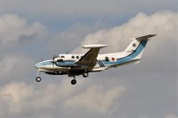 kumagorouさんが、仙台空港で撮影した海上保安庁 B200T Super King Airの航空フォト(飛行機 写真・画像)