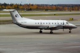 panchiさんが、ヘルシンキ空港で撮影したBudapest Air Service EMB-120 Brasiliaの航空フォト(飛行機 写真・画像)