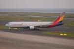 SIさんが、中部国際空港で撮影したアシアナ航空 767-38Eの航空フォト(飛行機 写真・画像)