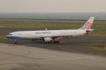 SIさんが、中部国際空港で撮影したチャイナエアライン A330-302の航空フォト(飛行機 写真・画像)