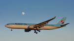 パンダさんが、成田国際空港で撮影した大韓航空 A330-323Xの航空フォト(飛行機 写真・画像)