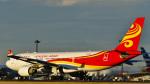 パンダさんが、成田国際空港で撮影した香港航空 A330-223の航空フォト(飛行機 写真・画像)