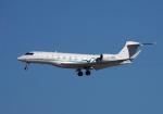 雲霧さんが、成田国際空港で撮影したプライベートエア G650 (G-VI)の航空フォト(飛行機 写真・画像)