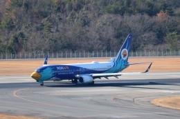 ヒロジーさんが、広島空港で撮影したノックエア 737-8FZの航空フォト(飛行機 写真・画像)