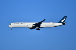 beimax55さんが、成田国際空港で撮影したキャセイパシフィック航空 A350-1041の航空フォト(飛行機 写真・画像)