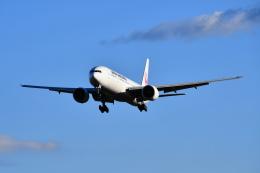 beimax55さんが、成田国際空港で撮影した日本航空 777-346/ERの航空フォト(飛行機 写真・画像)