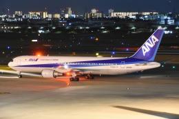 Izumixさんが、伊丹空港で撮影した全日空 767-381/ERの航空フォト(飛行機 写真・画像)