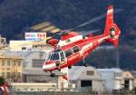 LOTUSさんが、八尾空港で撮影した京都市消防航空隊 AS365N3 Dauphin 2の航空フォト(飛行機 写真・画像)