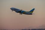 Y-Kenzoさんが、羽田空港で撮影したAIR DO 737-781の航空フォト(飛行機 写真・画像)