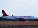 yutopさんが、米子空港で撮影した吉祥航空 A320-214の航空フォト(飛行機 写真・画像)
