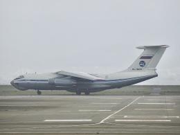 worldstarさんが、関西国際空港で撮影したロシア空軍 Il-76MDの航空フォト(飛行機 写真・画像)