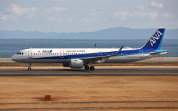 asuto_fさんが、大分空港で撮影した全日空 A321-272Nの航空フォト(飛行機 写真・画像)