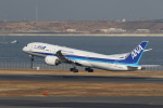 tombowさんが、羽田空港で撮影した全日空 787-9の航空フォト(飛行機 写真・画像)