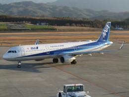 daifuku200LRさんが、高松空港で撮影した全日空 A321-211の航空フォト(飛行機 写真・画像)