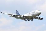 エアさんが、成田国際空港で撮影したチャイナエアライン 747-409の航空フォト(飛行機 写真・画像)