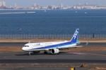 KAZFLYERさんが、羽田空港で撮影した全日空 A321-272Nの航空フォト(飛行機 写真・画像)