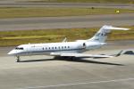 yabyanさんが、中部国際空港で撮影した国土交通省 航空局 BD-700-1A10 Global Expressの航空フォト(飛行機 写真・画像)