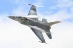 K.Tさんが、松島基地で撮影したアメリカ空軍 F-16CM-50-CF Fighting Falconの航空フォト(飛行機 写真・画像)