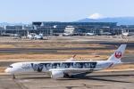 Y-Kenzoさんが、羽田空港で撮影した日本航空 A350-941XWBの航空フォト(飛行機 写真・画像)