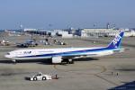 yabyanさんが、中部国際空港で撮影した全日空 777-381の航空フォト(飛行機 写真・画像)