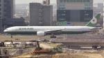 coolinsjpさんが、台湾桃園国際空港で撮影したエバー航空 777-35E/ERの航空フォト(飛行機 写真・画像)