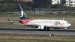 coolinsjpさんが、台湾桃園国際空港で撮影した山東航空 737-85Nの航空フォト(飛行機 写真・画像)