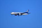 beimax55さんが、成田国際空港で撮影した全日空 767-381/ERの航空フォト(飛行機 写真・画像)