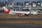 もぐ3さんが、福岡空港で撮影したエアアジア・エックス A330-343Xの航空フォト(飛行機 写真・画像)