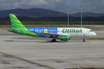 sumihan_2010さんが、クアラルンプール国際空港で撮影したシティリンク A320-214の航空フォト(飛行機 写真・画像)